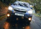 """Subaru Forester """"na żywo""""   Wideo"""