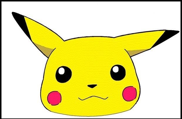Efekt Pikachu na policzkach - to zły efekt! / fot. www.cartoonshdwallpaper.com