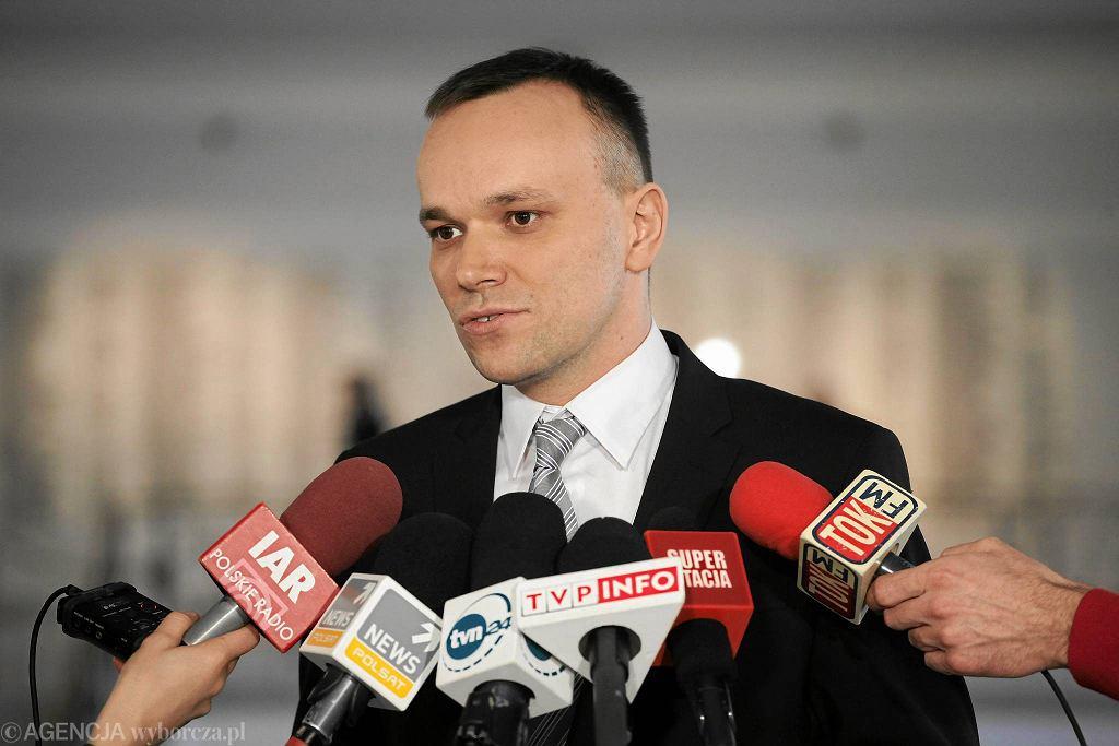 Tomasz Kalita (SLD)
