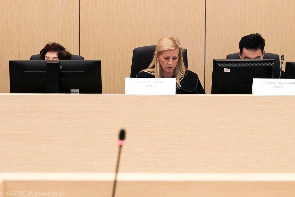 8 stycznia 2019 r. Proces 'Ryby' i 'Lali', byłych ochroniarzy Mariusza Świtalskiego, oskarżonych o porwanie w 1992 r. dziennikarza Jarosława Ziętary