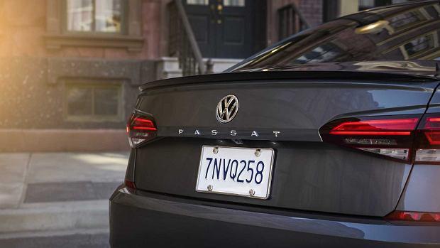 Volkswagen Passat USA 2019