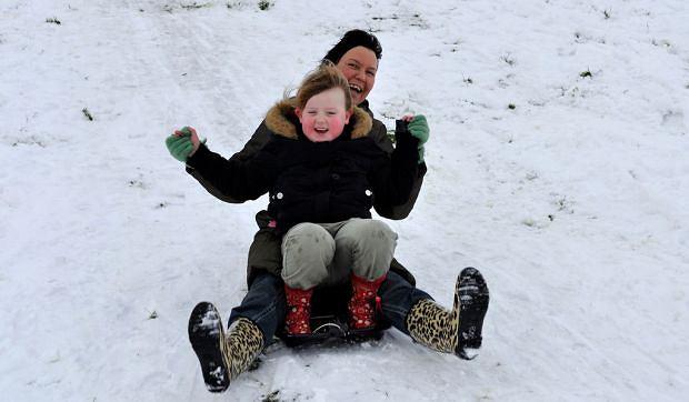 Zima lubi dzieci najbardziej na świecie? To ocal w sobie dziecko!