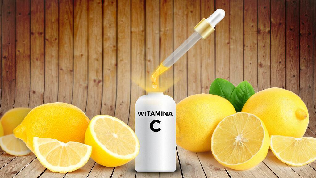 Serum z witaminą C do twarzy