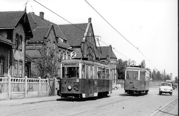Zdjęcie numer 5 w galerii - 129 lat temu w Toruniu pojawiły się pierwsze konne tramwaje. Tak wozy zmieniały się przez lata [GALERIA]
