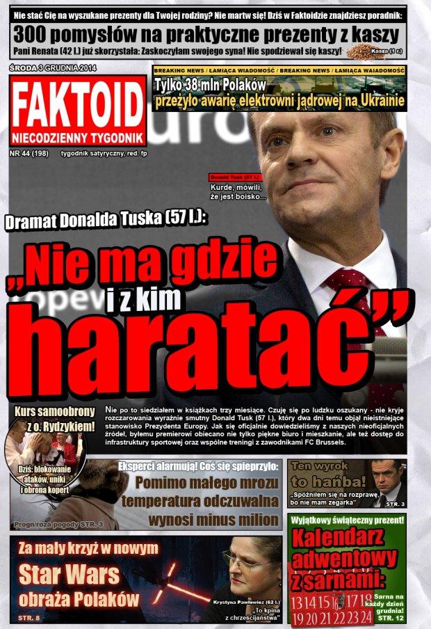 Faktoid, 3 grudnia 2014, nr 44 (198) -  - Faktoid