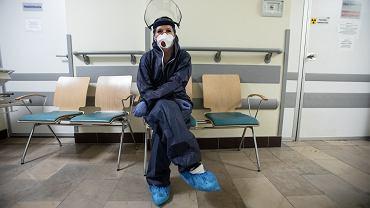 Ministerwto Zdrowia: Ponad 10 tysięcy zakażeń koronawirusem