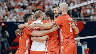 Jest godzina wielkiego meczu Polska - Rosja w ćwierćfinale siatkarskich mistrzostw Europy