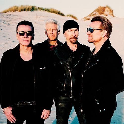 U2 / www.facebook.com/pg/u2