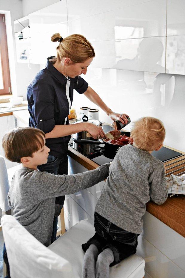 kuchnia, aranżacje kuchni, meble kuchenne