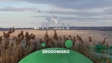 Kopalnia węgla brunatnego i elektrownia Turów należące do PGE. Czesi są przeciwni rozbudowie.
