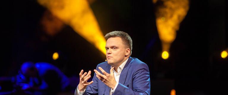 """Szymon Hołownia o kampanii wyborczej. """"Nie ma tu pieniędzy Dominiki Kulczyk"""""""