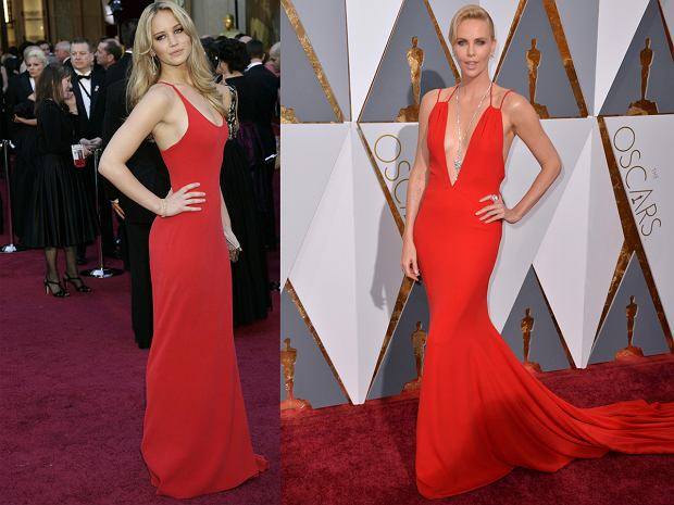 Oscary: Jennifer Lawrence i Charlize Theron
