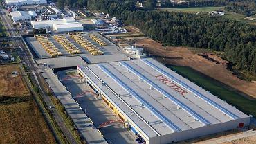 Drutex to jeden z największych europejskich producentów okien.