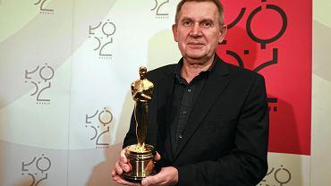 Piotr Dzięcioł, szef Opus film, producenta filmu 'Zimna wojna', z Oscarem za 'Idę', 2015 r.