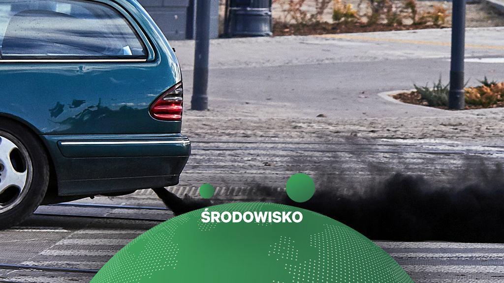 Kraków opublikował wyniki badań dotyczących emisji spalin (zdjęcie ilustracyjne)