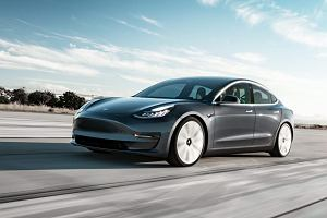 Bazowa Tesla Model 3 wchodzi do sprzedaży po 2 latach od zapowiedzi. Kosztuje 35 tysięcy dolarów