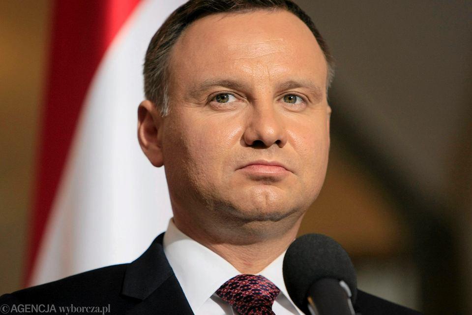 Prezydent Andrzej Duda odmówił awansu dziewięciu sędziom. Przyznał sobie takie prawo wbrew konstytucji i ustawie o ustroju sądów powszechnych