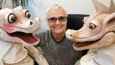 Lucyna Kozień, dyrektor Teatru Lalek Banialuka i Międzynarodowego Festiwalu Sztuki Lalkarskie w Bielsku-Białej