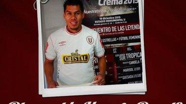 Hernan Rengifo, były piłkarz Lecha Poznań, wraca do Universitario
