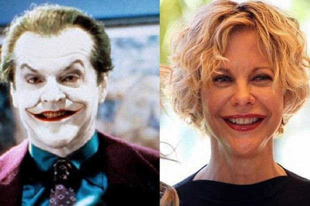 Meg Ryan, Joker