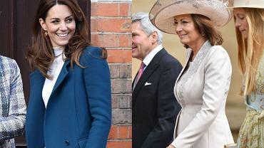 Kate Middleton Carole Middleton