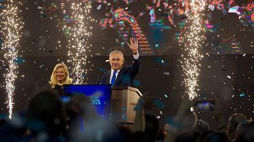 Wybory w Izraelu. Premier Benjamin Netanjahu
