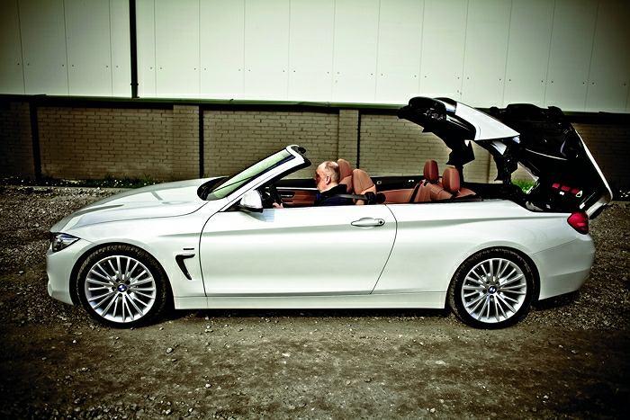 Zdjęcie numer 2 w galerii - Wyścigówka dla Słowian: testujemy BMW 435i Cabrio