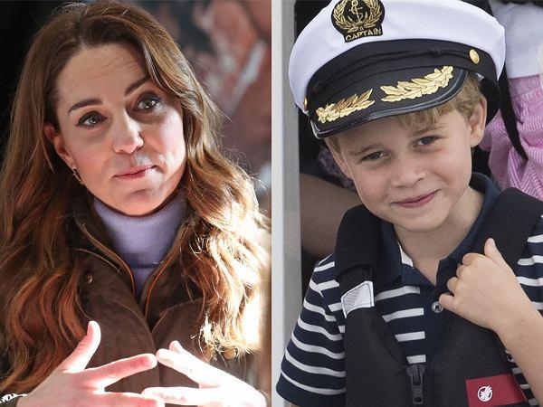 """Księżna Kate wyznała, co czuła, kiedy wychodziła do zdjęć chwilę po porodzie. """"Musiałam pozować i się uśmiechać"""""""