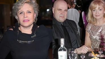 Krystyna Janda, Cezary i Katarzyna Żakowie