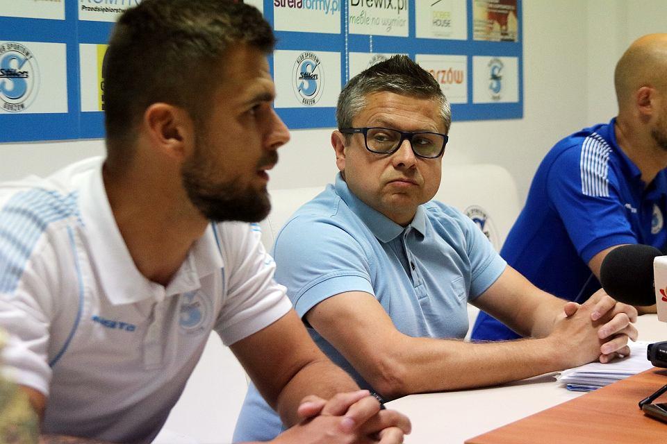 2 lipca 2018 r., spotkanie w Stilonie Gorzów w sprawie aktualnej sytuacji organizacyjnej klubu