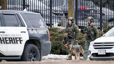 USA. Strzelanina w browarze w Milwaukee. Nie żyje co najmniej sześć osób