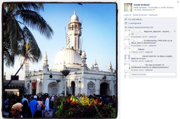 Randki pracy w Bombaju