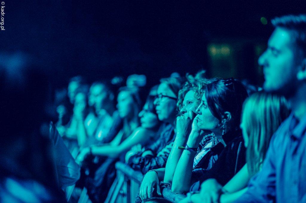 publiczność podczas koncertów na Spring Break 2015 / kadr.org.pl