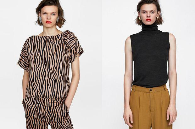 Kolekcja Zara na jesień 2018 - pierwsze projekty już w sprzedaży