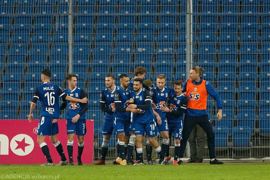 Lech - Poznań - Śląsk Wrocław 1:0