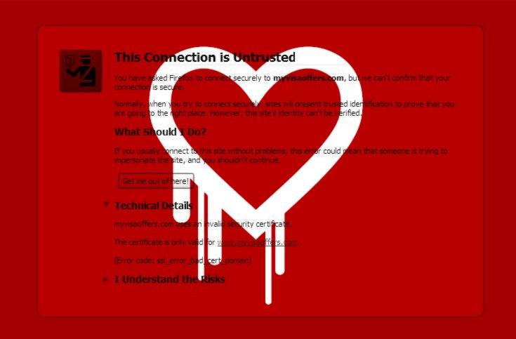 Heartbleed to bardzo groźna luka