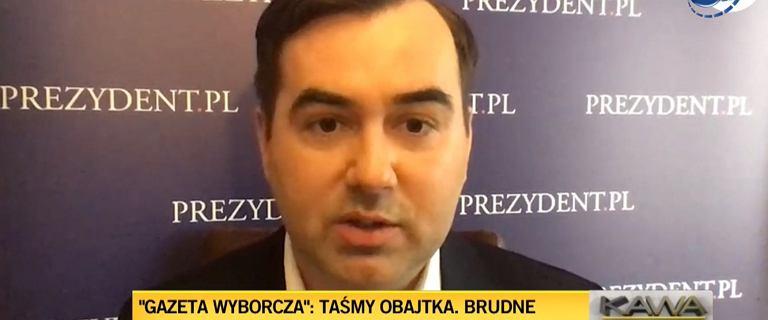 "Spychalski broni Obajtka: ""Żadna bliska rodzina"". Nowacka zdumiona"