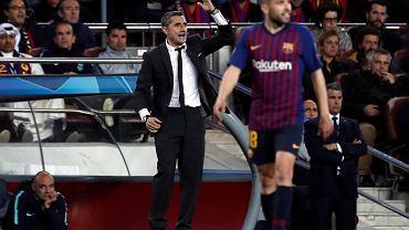 Ernesto Valverde nie poprowadzi już piłkarzy Barcelony