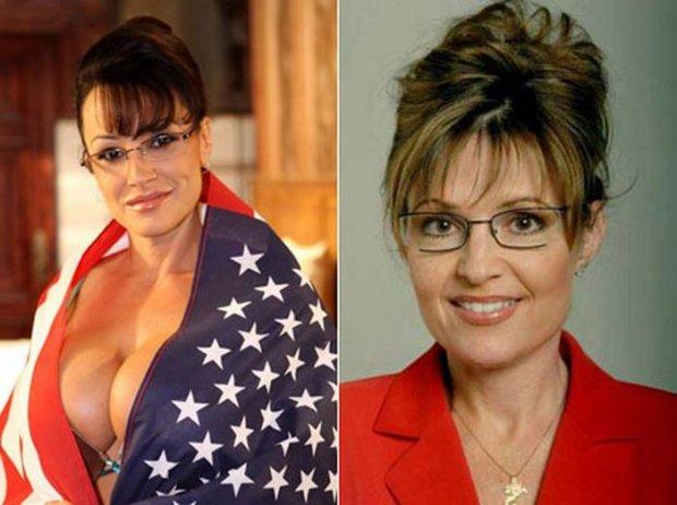 Sarah Palin, Lisa Ann