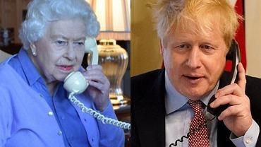 Pałac Buckingham wydał oświadczenie o stanie zdrowia królowej Elżbiety. Widziała się z zakażonym Borisem Johnsonem
