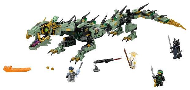 Mechaniczny Smok Zielonego Ninja (70612)