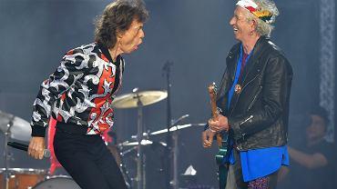 Rolling Stones - koncert w Londynie (2018 rok)