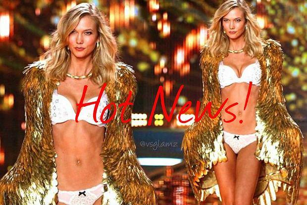 Karlie Kloss odchodzi z Victoria's Secret