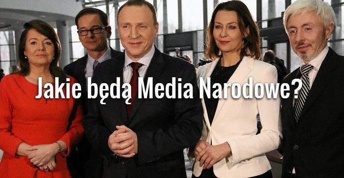 Konferencja prasowa w TVP