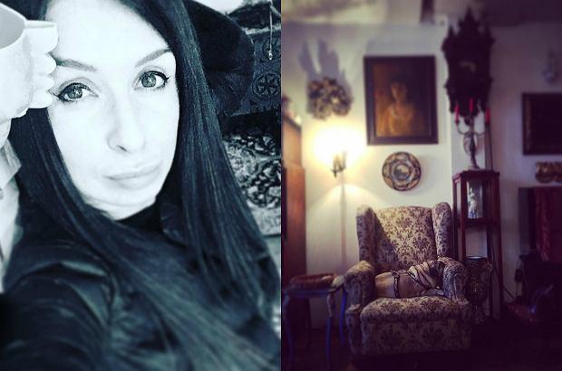 Zdjęcie numer 0 w galerii - Marta Kaczyńska pokazała sopockie mieszkanie swoich rodziców. Wnętrza w starym stylu robią wrażenie