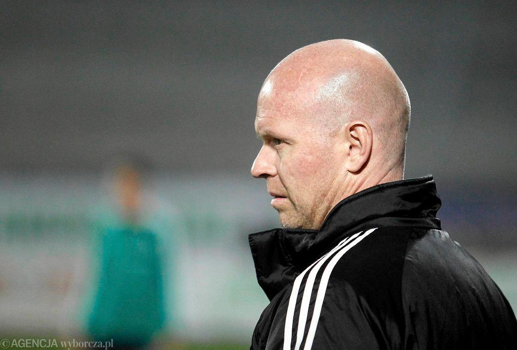 Trener Legii Henning Berg