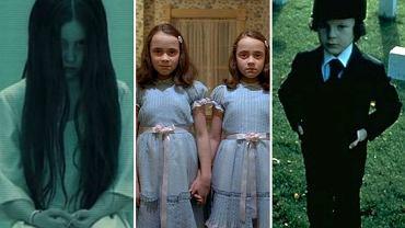 """Te dzieci zaczynały karierę niestandardowo, bo od pojawienia się w horrorach. Na pewno dobrze pamiętacie mroczną Samarę z serii """"The Ring"""", charakterystyczne bliźniaczki ze """"Lśnienia"""" czy przerażającego chłopca z filmu """"Omen"""". Niektórzy z nich dalej kontynuują przygodę z aktorstwem, inni wybrali zupełnie inną drogę. Jedno jest jednak pewne. Dziś wyglądają nie do poznania. Największy szok? Nie zgadniecie!"""
