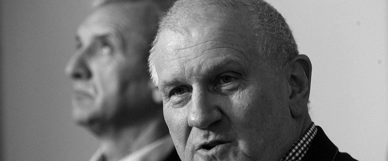 Nie żyje Jan Guz. Wieloletni przewodniczący OPZZ miał 63 lata