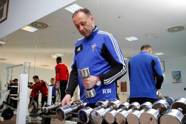 Ryszard Wieczorek: Poznałem wszystko w polskim futbolu. Nawet piłkarzy, którzy przychodzili na bani na trening