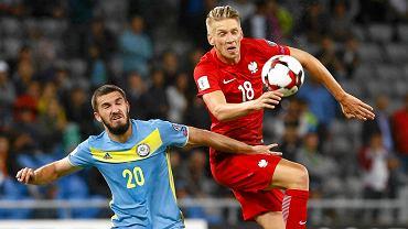 Kazachstan - Polska 2:2